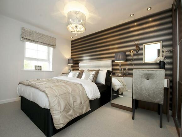 Aylesbury double bedroom