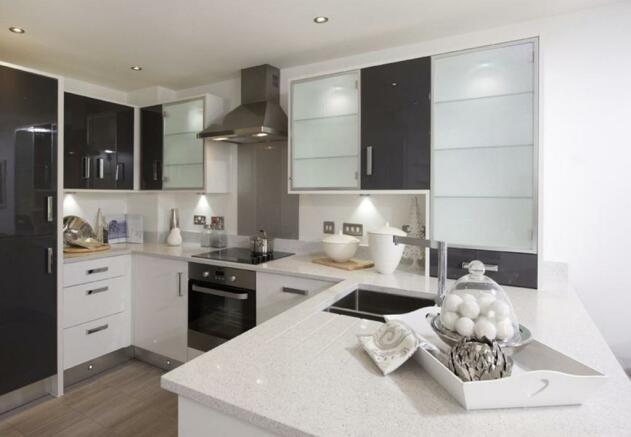 Helmsley kitchen