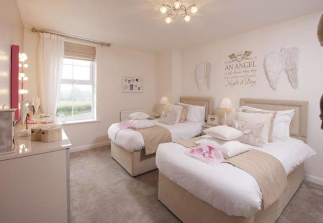 Game Keepers Lodge double bedroom