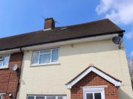 Kempe Road semi detached house to rent