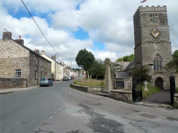 Tywardreath Village
