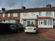 1 bedroom Terraced house in Tyburn Road , Birmingham
