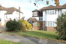 semi detached property to rent in Cotswold Way, Enfield