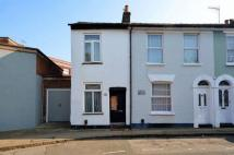 Terraced home for sale in Burnham Street...