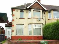 4 bed semi detached property in 433 Newport Road, Roath...