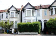 Flat in 24A Lodge Road, Croydon