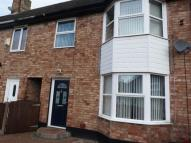 Terraced property in Tewit Hall Road...