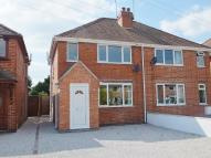 2 bedroom semi detached home to rent in ST. NICHOLAS AVENUE...