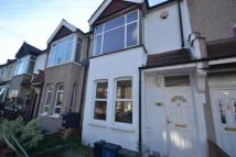 3 bedroom Terraced property in Woodside Road...