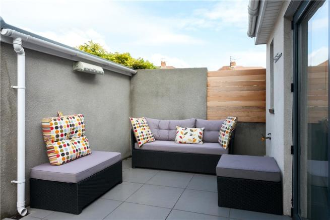 Terrace with Seating Area