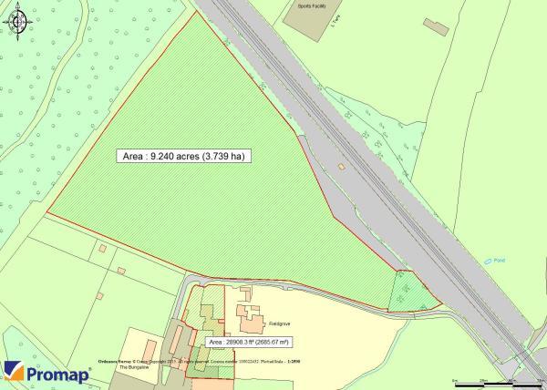 Fieldgrove Farm Promap Image