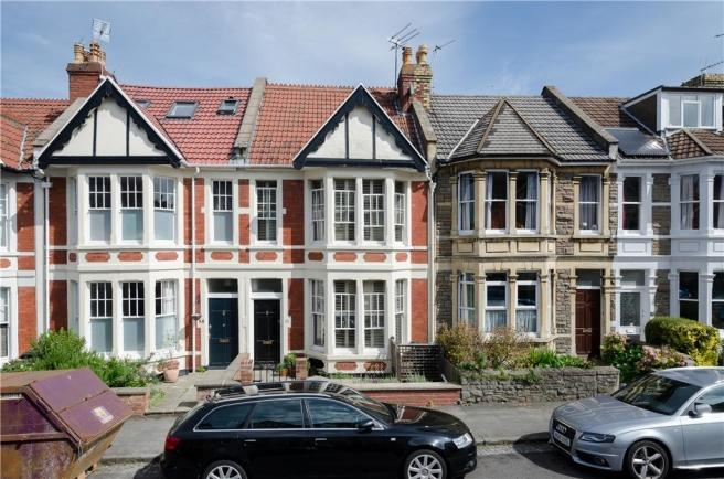 3 bedroom terraced house for sale in st albans road for Greens dining room zetland road bristol