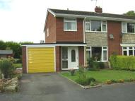 Trentham Close semi detached house for sale
