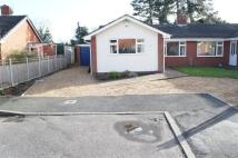 2 bedroom Semi-Detached Bungalow in Hazlitt Place, Wem...