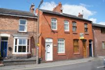 2 bed Terraced property for sale in MILL STREET, Wem, SY4