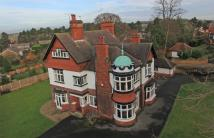 8 bedroom Detached home for sale in Manor Park, Ruddington