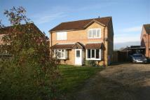 semi detached home in College Close...