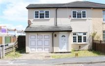 5 bedroom semi detached house in North Road, Woking...