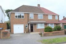 5 bedroom semi detached home in Horsell Park Close...