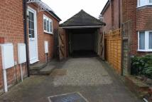 East Hill Garage to rent
