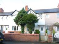 3 bed Terraced property in Old Wrexham Road...