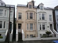Studio flat in Clanwilliam Road, Deal