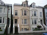Studio flat in Clanwilliam Road, Deal