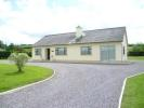 4 bedroom Detached Bungalow in Kerry, Brosna
