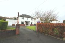 Detached home in New Road, Gellinudd...