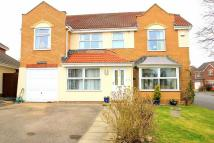 Detached home in Shields Close...