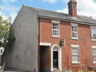 1 bed Terraced house in Sansome Walk, Worcester