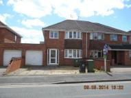 semi detached property to rent in Melrose Close, Worcester