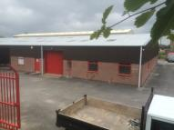 property to rent in Unit A1 Coppi Industrial Estate Rhosllanerchrugog Wrexham LL14 1TG