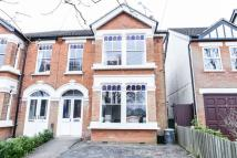 South Drive semi detached property for sale