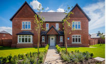 5 bedroom new house in Moss End, Smallwood, CW11