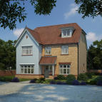 5 bed new home in Rochester Road...