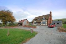 4 bed Detached property for sale in St. Harmon, Rhayader