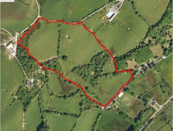 Aerial Map CCM Lot2.