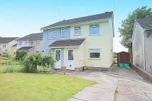 semi detached house for sale in Crescent Close...