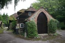 Nr Barn Conversion to rent