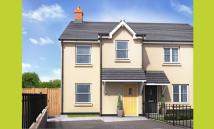 3 bed new house in Kings Field...