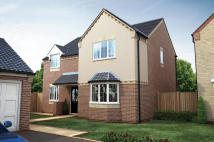 4 bed new property in Wilsthorpe Meadows...