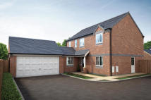 4 bed new home for sale in Wilsthorpe Meadows...