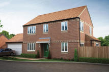 4 bedroom new home for sale in Wilsthorpe Meadows...