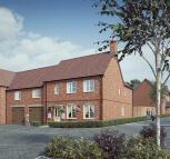 new development in Church Lane, Ravenstone