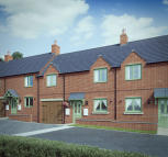 4 bed new house for sale in Church Lane, Ravenstone