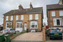 semi detached home in Bower Street, Maidstone