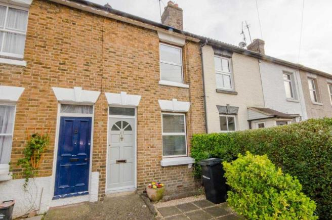2 Bedroom Terraced House For Sale In Milton Street Maidstone Kent ME16
