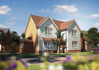 5 bed new home for sale in Hermitage Green Lane...