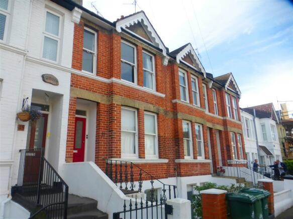1 Bedroom Flat To Rent In Bates Road Brighton Bn1